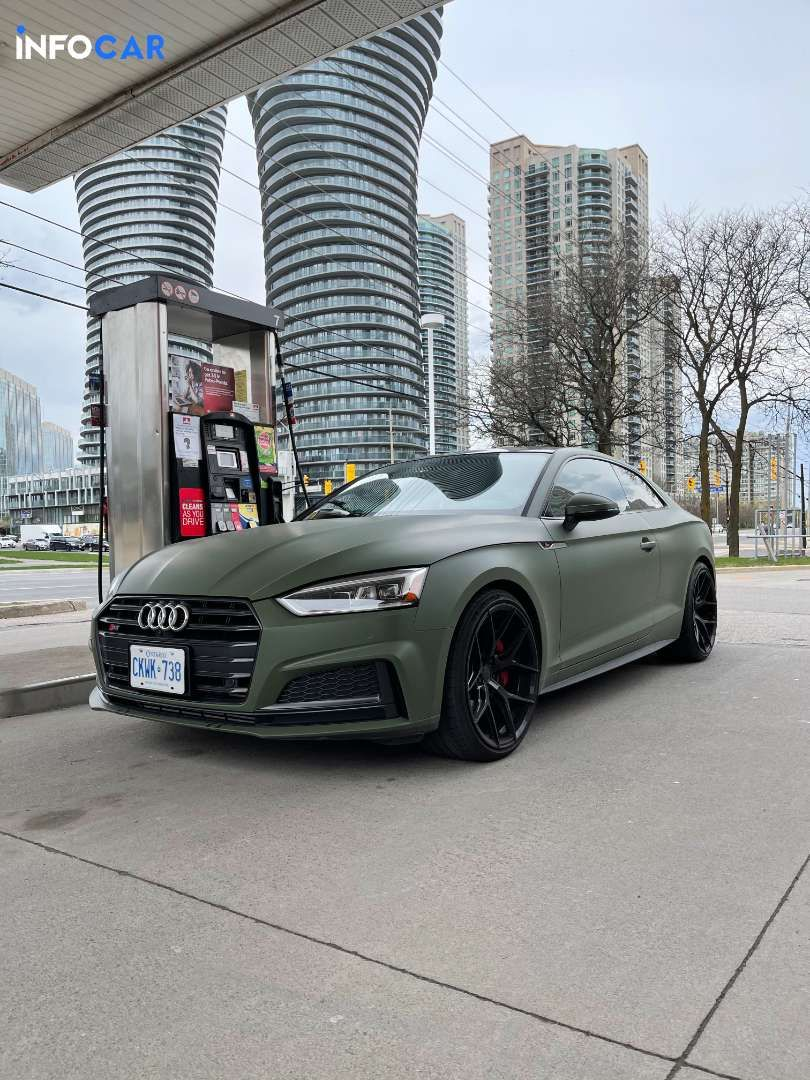 2019 Audi S5 null - INFOCAR - Toronto's Most Comprehensive New and Used Auto Trading Platform