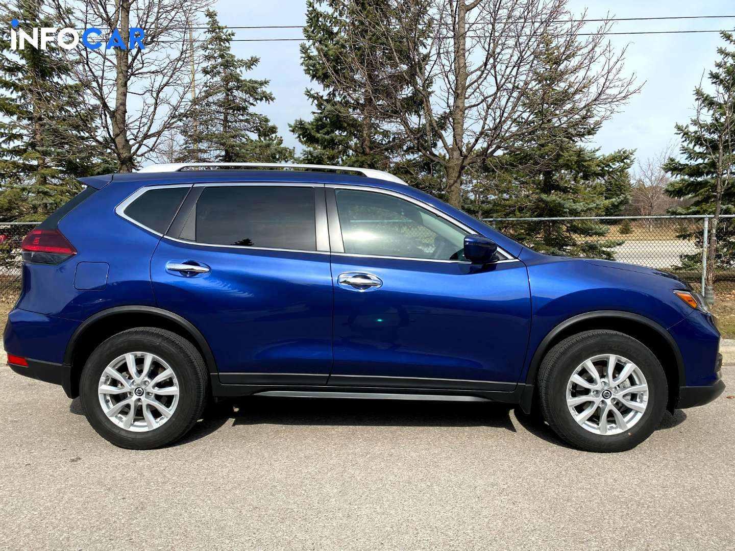 2020 Nissan Rogue Sport Special Edition - INFOCAR - Toronto's Most Comprehensive New and Used Auto Trading Platform