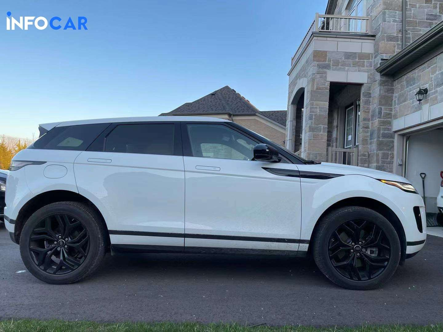 2020 Land Rover Range Rover Evoque null - INFOCAR - Toronto's Most Comprehensive New and Used Auto Trading Platform
