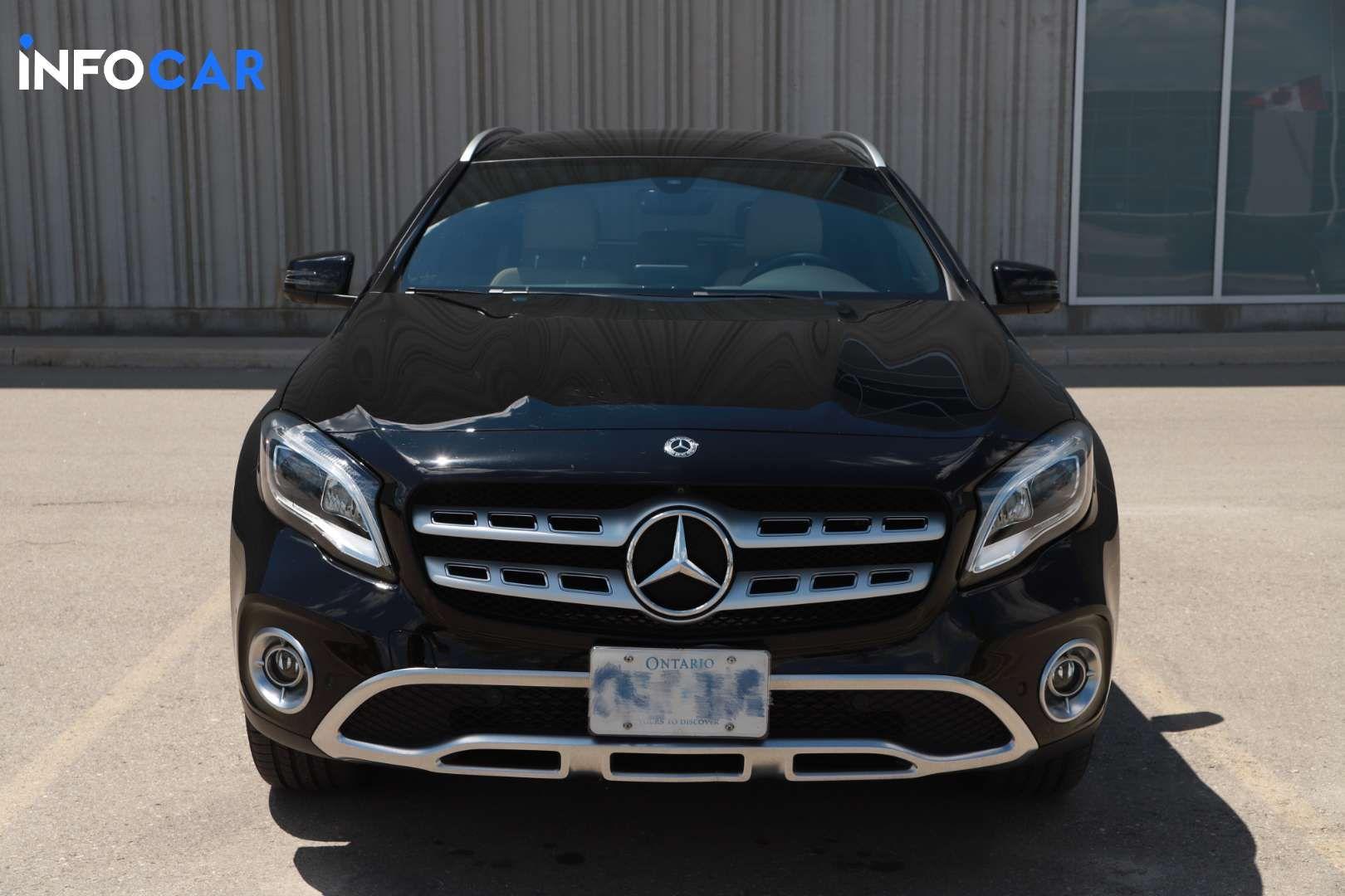 2019 Mercedes-Benz GLA-Class GLA250 - INFOCAR - Toronto's Most Comprehensive New and Used Auto Trading Platform