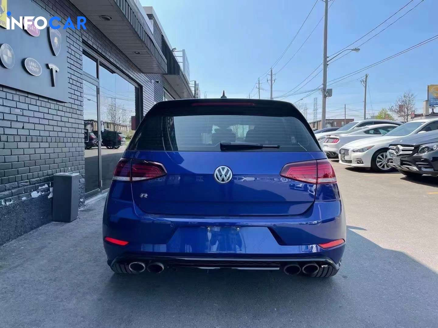 2018 Volkswagen Golf R null - INFOCAR - Toronto's Most Comprehensive New and Used Auto Trading Platform