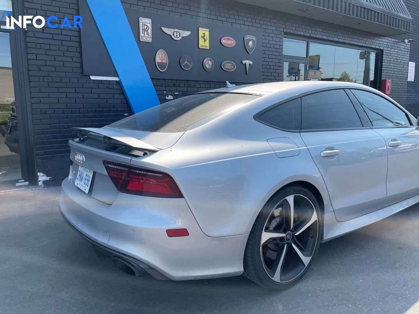 2017 Audi RS 7 null - INFOCAR - Toronto's Most Comprehensive New and Used Auto Trading Platform