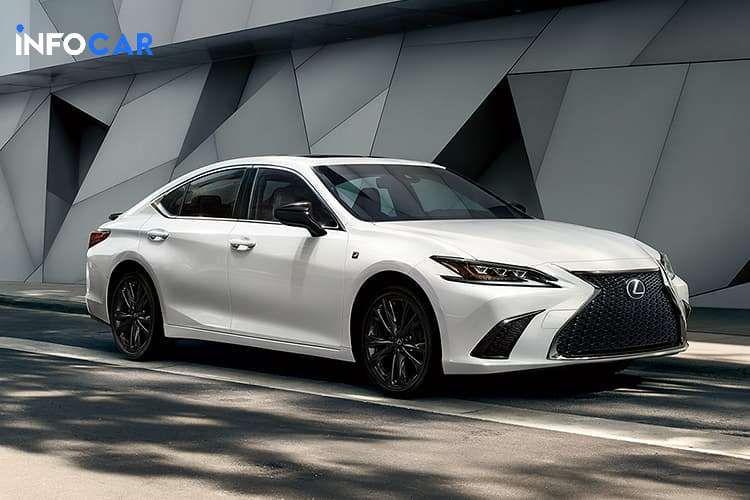 2021 Lexus ES 350 F sport2 - INFOCAR - Toronto's Most Comprehensive New and Used Auto Trading Platform