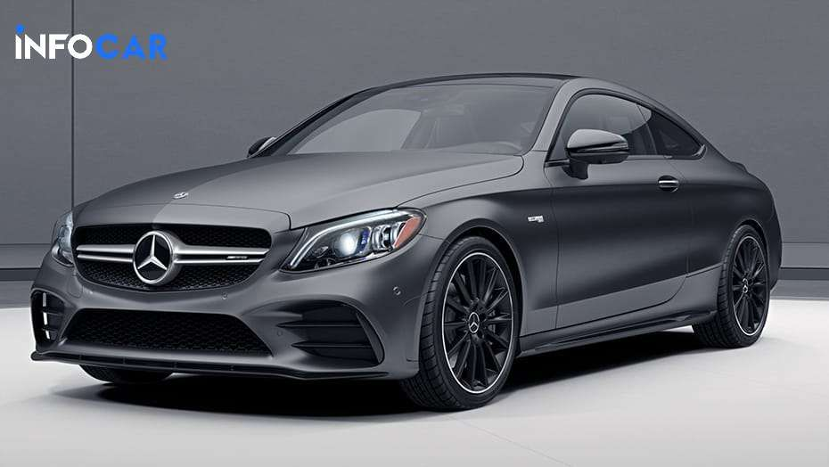 2019 Mercedes-Benz C-Class C43 Coupe双门 - INFOCAR - Toronto's Most Comprehensive New and Used Auto Trading Platform
