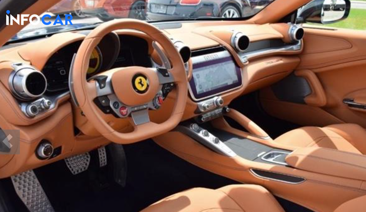 2018 Ferrari GTC4Lusso GTC4Lusso T 2dr - INFOCAR - Toronto's Most Comprehensive New and Used Auto Trading Platform