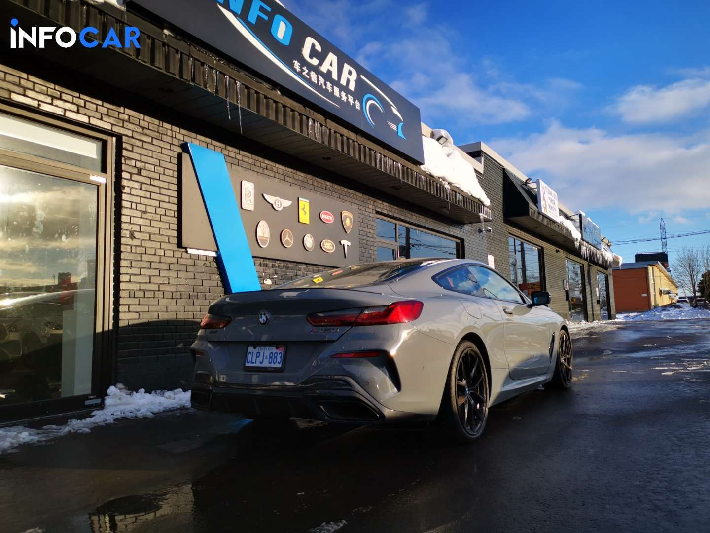 2019 BMW M Coupe M850i xDrive - INFOCAR - Toronto's Most Comprehensive New and Used Auto Trading Platform