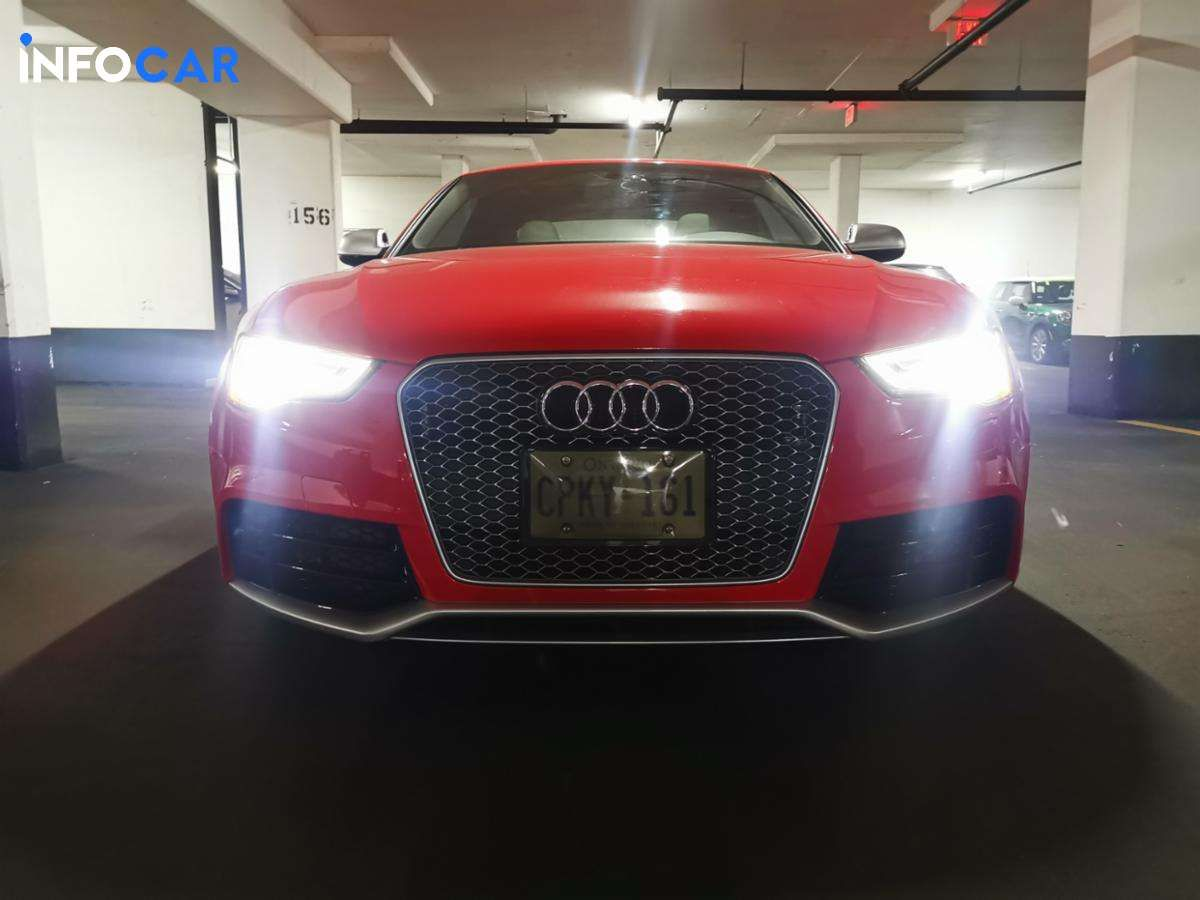 2015 Audi RS 5 null - INFOCAR - Toronto's Most Comprehensive New and Used Auto Trading Platform