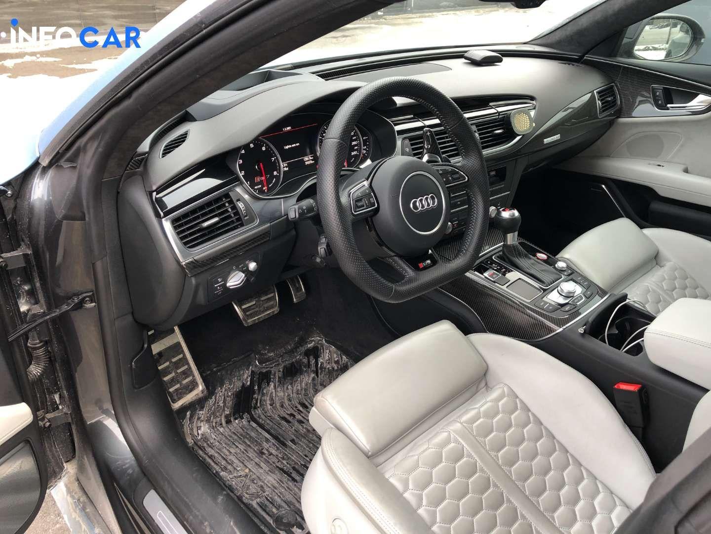 2017 Audi RS 7 milteck全段+awe c7进气 - INFOCAR - Toronto's Most Comprehensive New and Used Auto Trading Platform