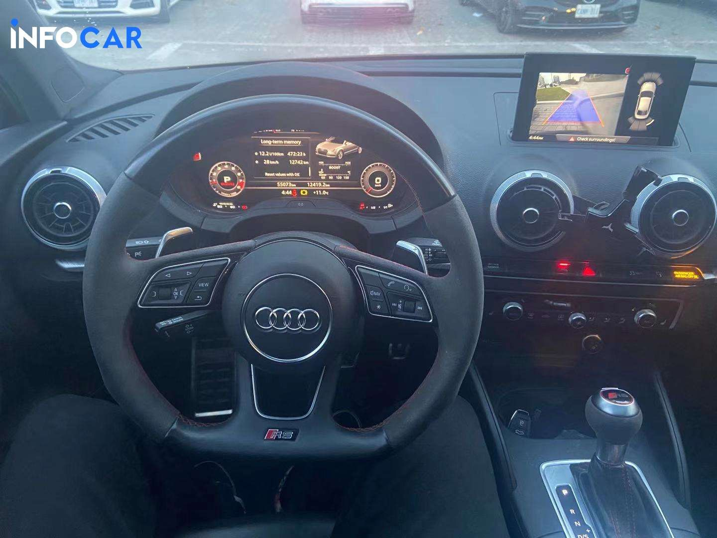 2018 Audi RS 3  - INFOCAR - Toronto's Most Comprehensive New and Used Auto Trading Platform