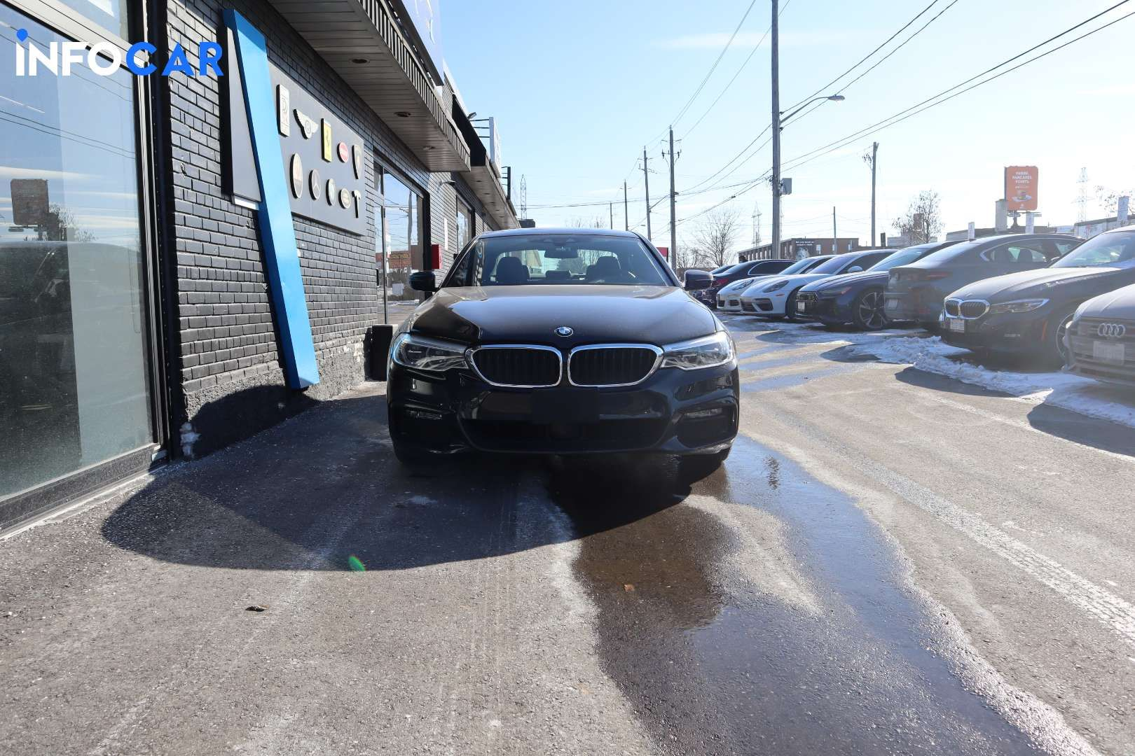 2019 BMW 5-Series 530i xDrive - INFOCAR - Toronto's Most Comprehensive New and Used Auto Trading Platform