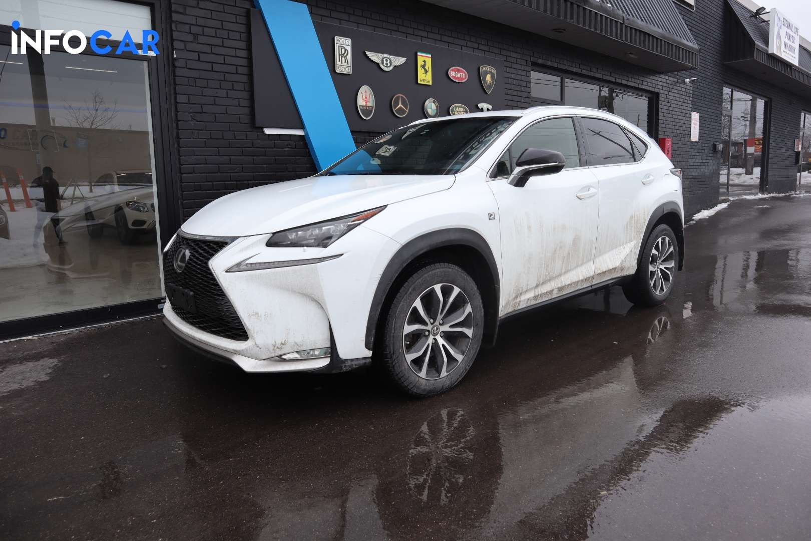 2017 Lexus NX 200t null - INFOCAR - Toronto's Most Comprehensive New and Used Auto Trading Platform