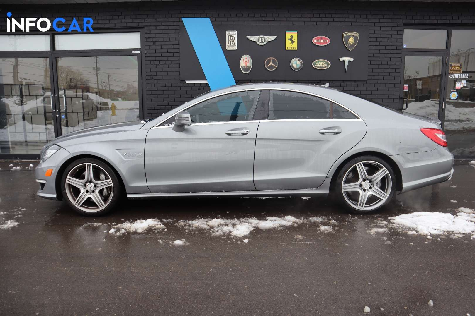 2012 Mercedes-Benz CLS-Class 63s - INFOCAR - Toronto's Most Comprehensive New and Used Auto Trading Platform