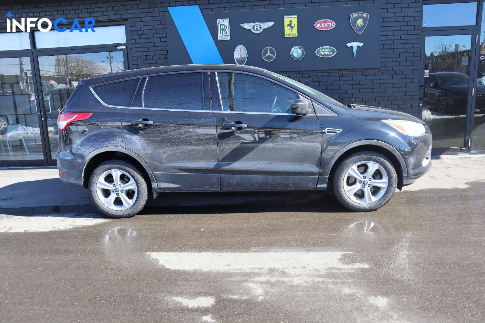 2013 Ford Escape null - INFOCAR - Toronto's Most Comprehensive New and Used Auto Trading Platform