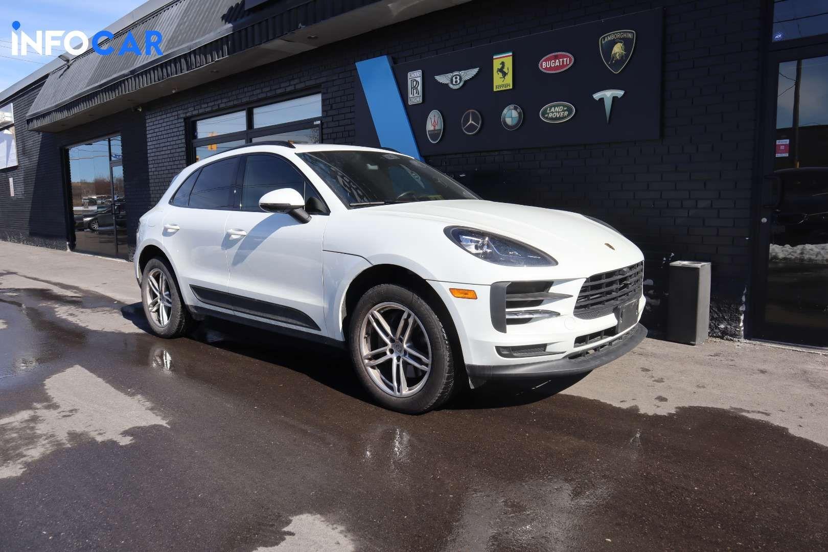 2019 Porsche Macan S - INFOCAR - Toronto's Most Comprehensive New and Used Auto Trading Platform