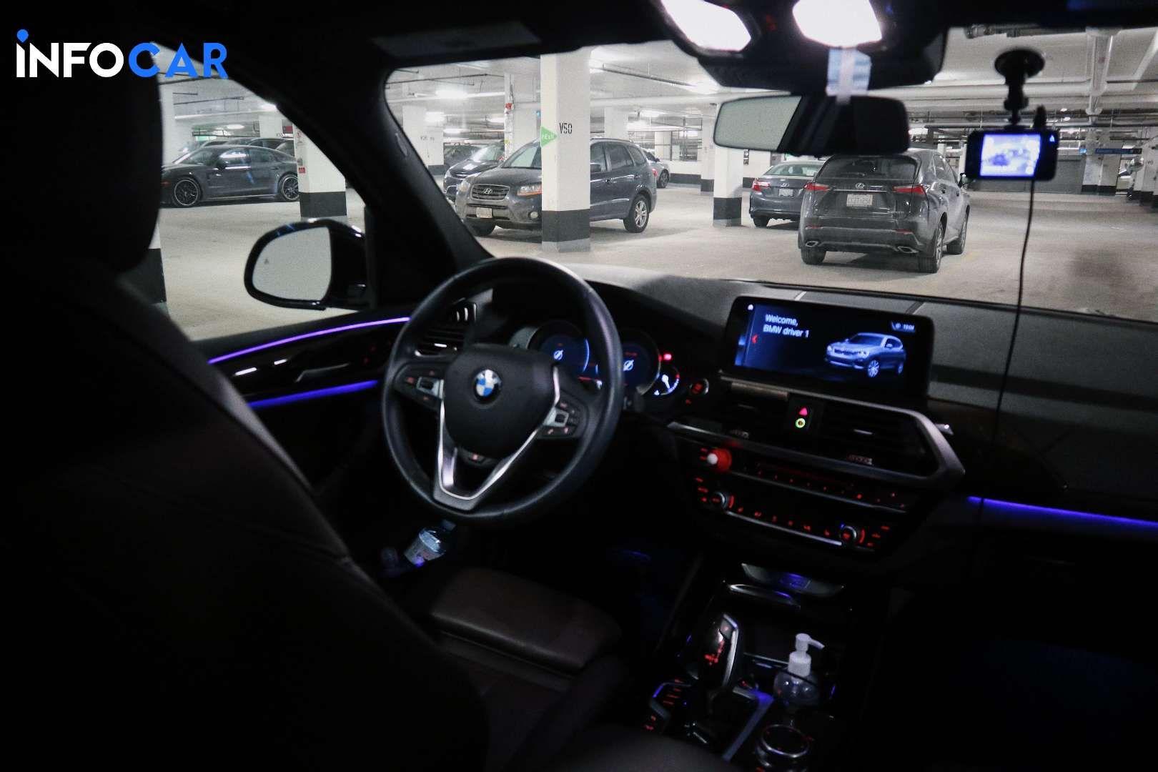 2019 BMW 3-Series X3 xDrive30i - INFOCAR - Toronto's Most Comprehensive New and Used Auto Trading Platform