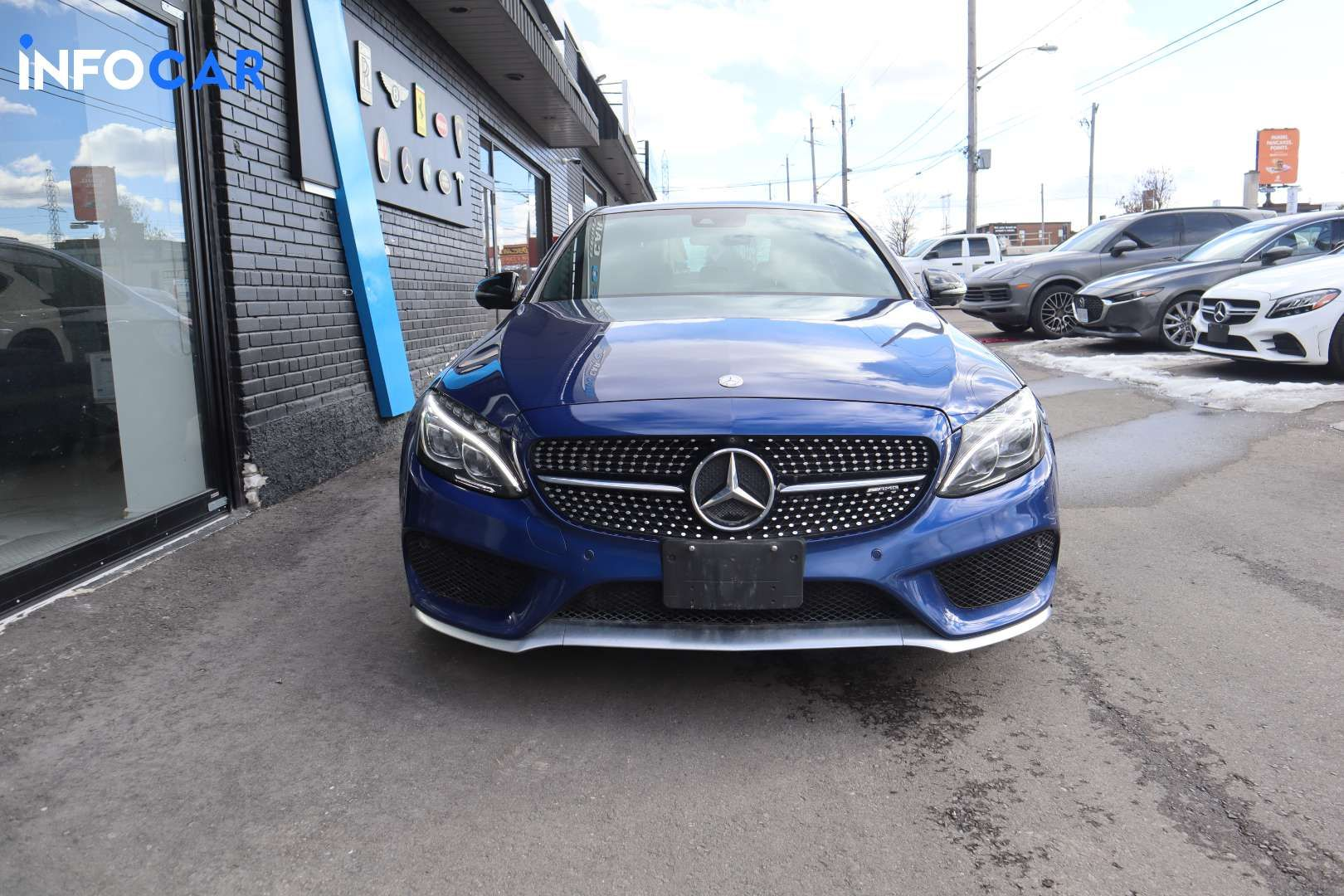 2017 Mercedes-Benz C-Class 43 AMG - INFOCAR - Toronto's Most Comprehensive New and Used Auto Trading Platform