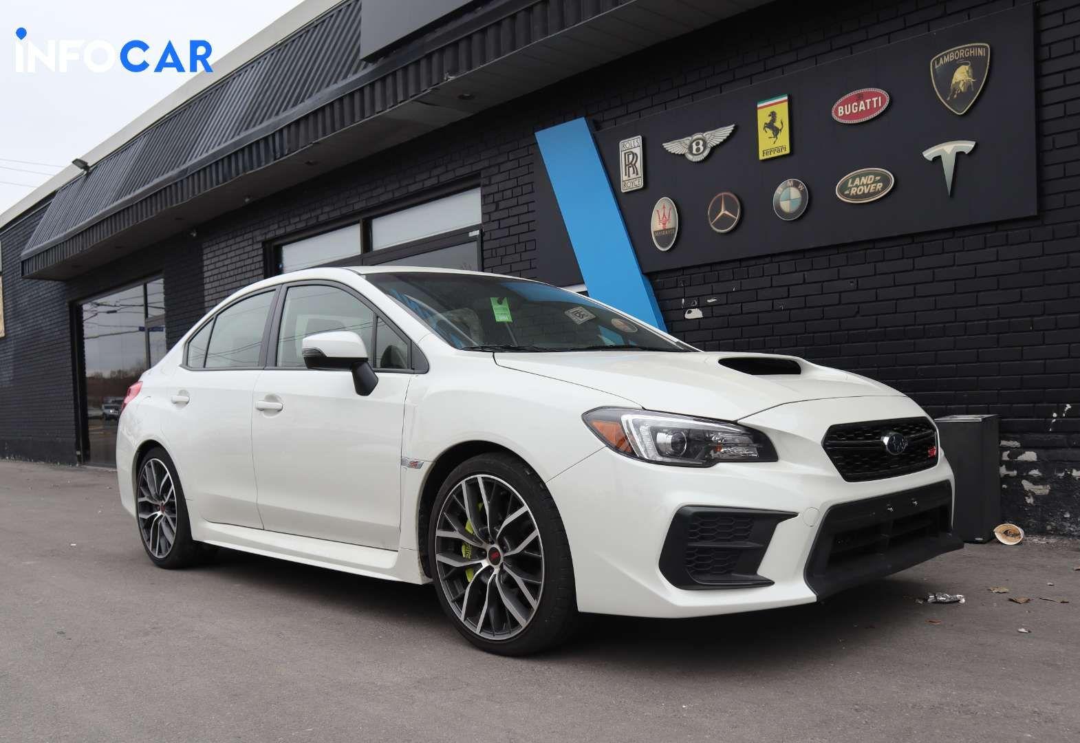2020 Subaru WRX STI  SPORT-TE - INFOCAR - Toronto's Most Comprehensive New and Used Auto Trading Platform