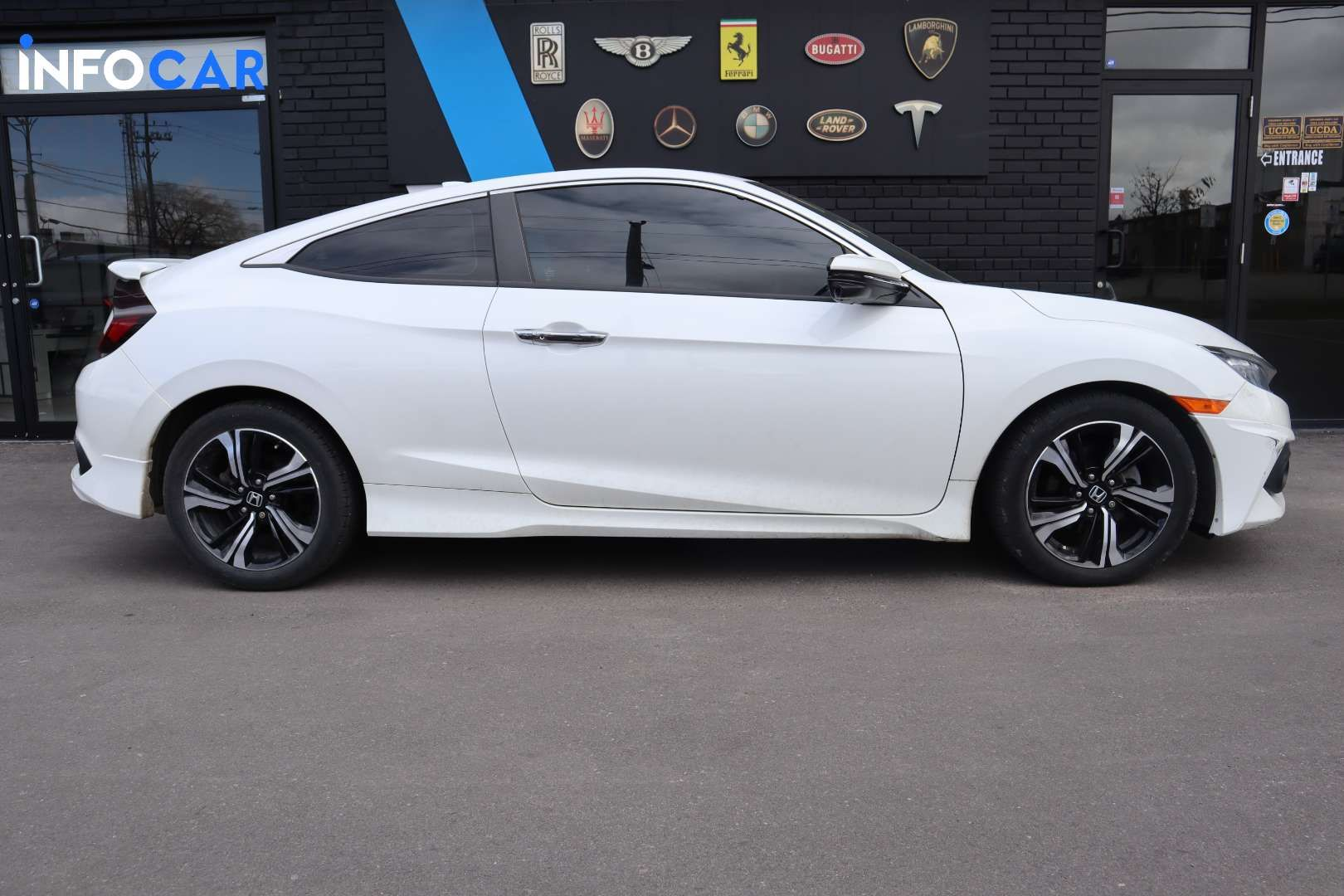2018 Honda Civic null - INFOCAR - Toronto's Most Comprehensive New and Used Auto Trading Platform