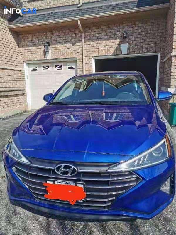 2020 Hyundai Elantra null - INFOCAR - Toronto's Most Comprehensive New and Used Auto Trading Platform