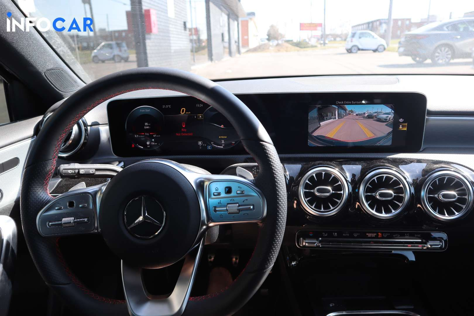2019 Mercedes-Benz A-Class A250 HATCHBACK - INFOCAR - Toronto's Most Comprehensive New and Used Auto Trading Platform