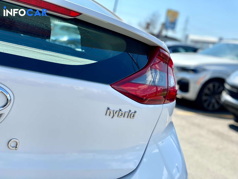 2017 Hyundai Ioniq Hybrid null - INFOCAR - Toronto's Most Comprehensive New and Used Auto Trading Platform