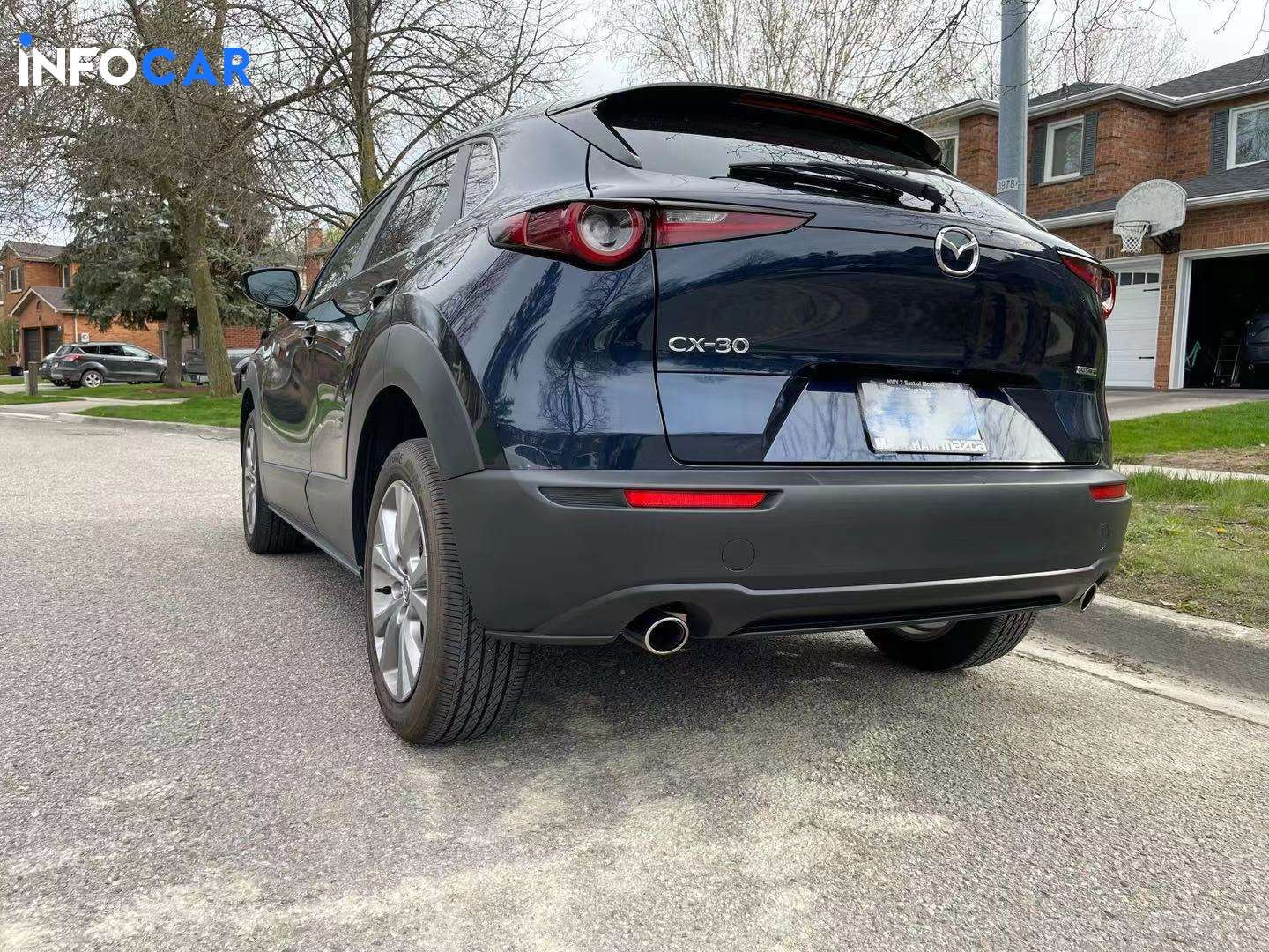 2020 Mazda CX-30 GS - INFOCAR - Toronto's Most Comprehensive New and Used Auto Trading Platform