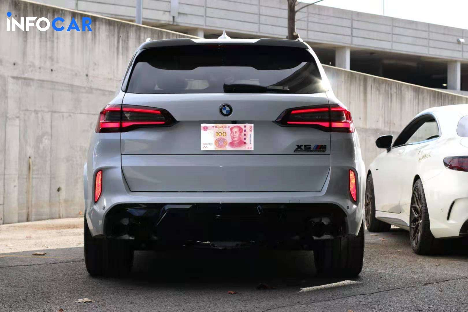 2021 BMW X5 M COMPETITION - INFOCAR - Toronto's Most Comprehensive New and Used Auto Trading Platform