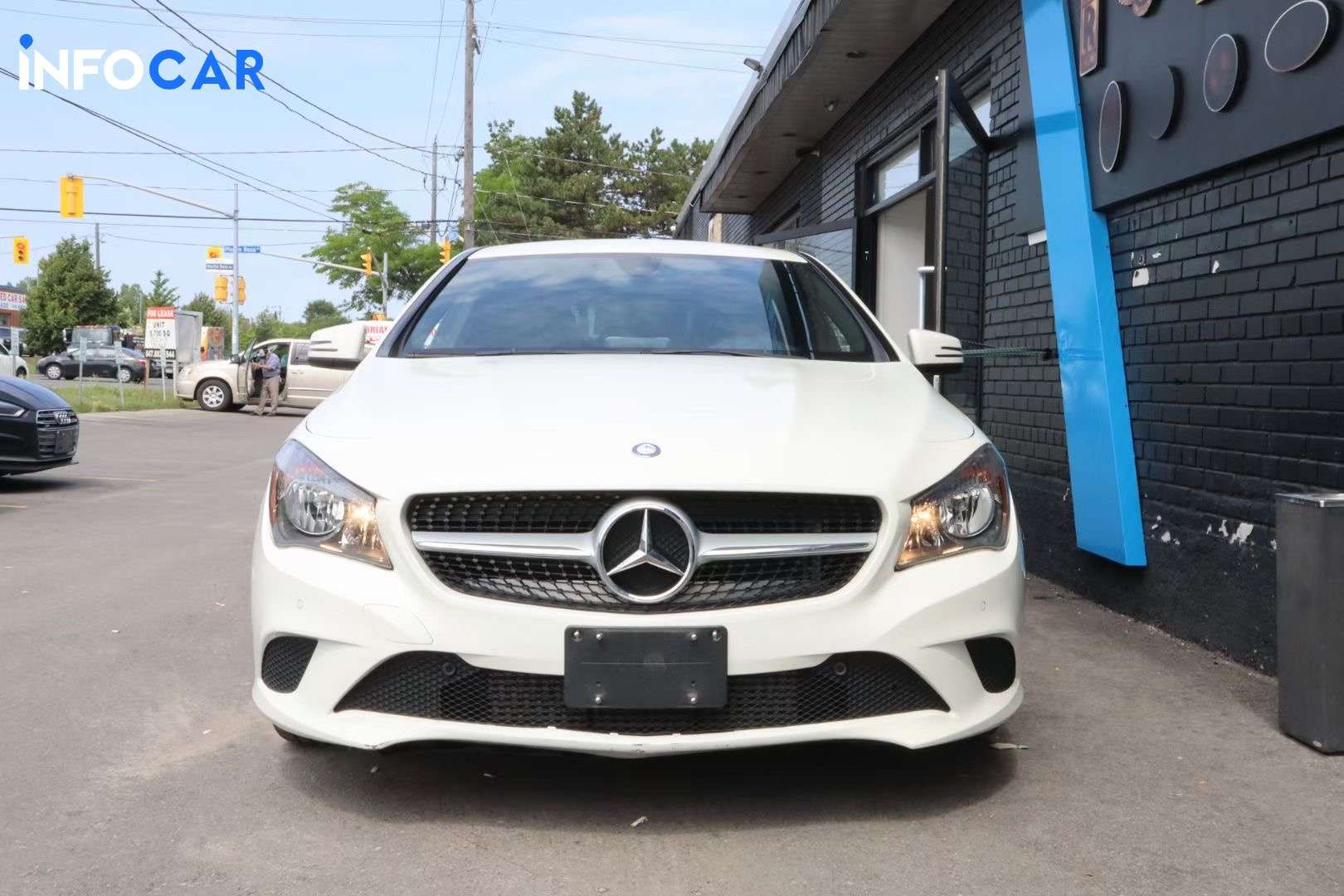 2015 Mercedes-Benz CLA-Class 250 - INFOCAR - Toronto's Most Comprehensive New and Used Auto Trading Platform