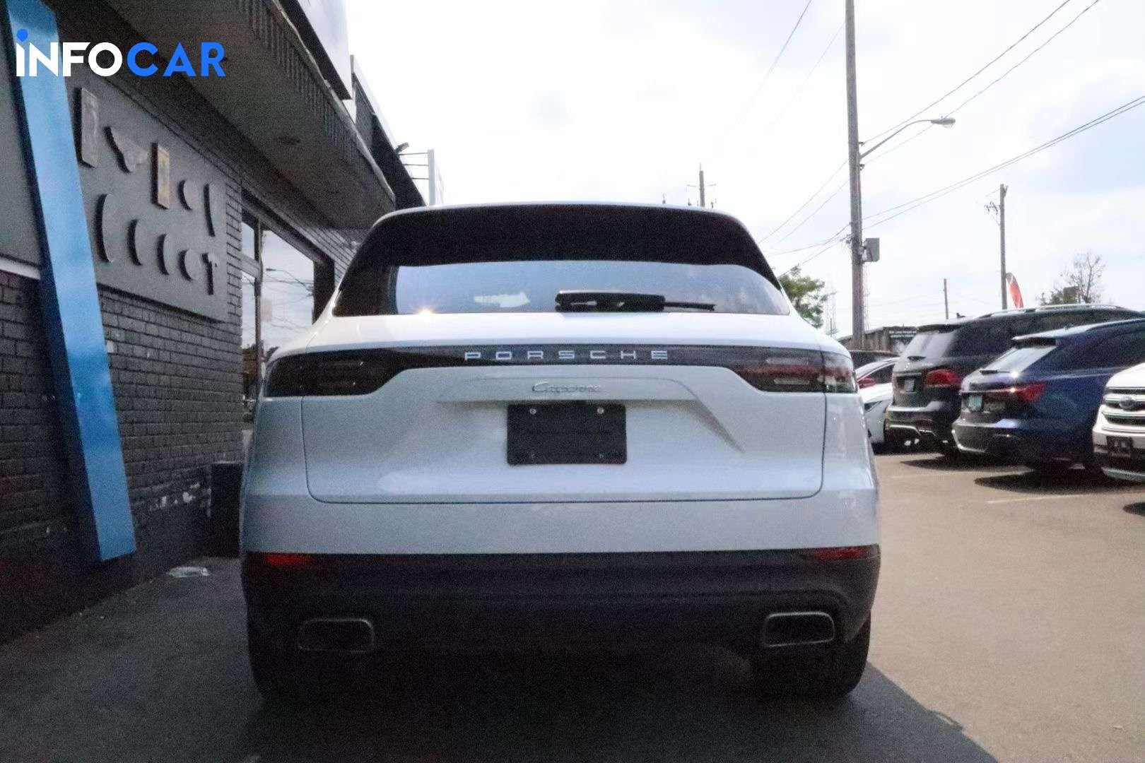 2020 Porsche Cayenne null - INFOCAR - Toronto's Most Comprehensive New and Used Auto Trading Platform