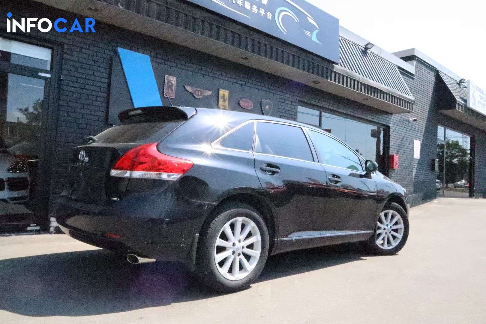 2012 Toyota Venza null - INFOCAR - Toronto's Most Comprehensive New and Used Auto Trading Platform