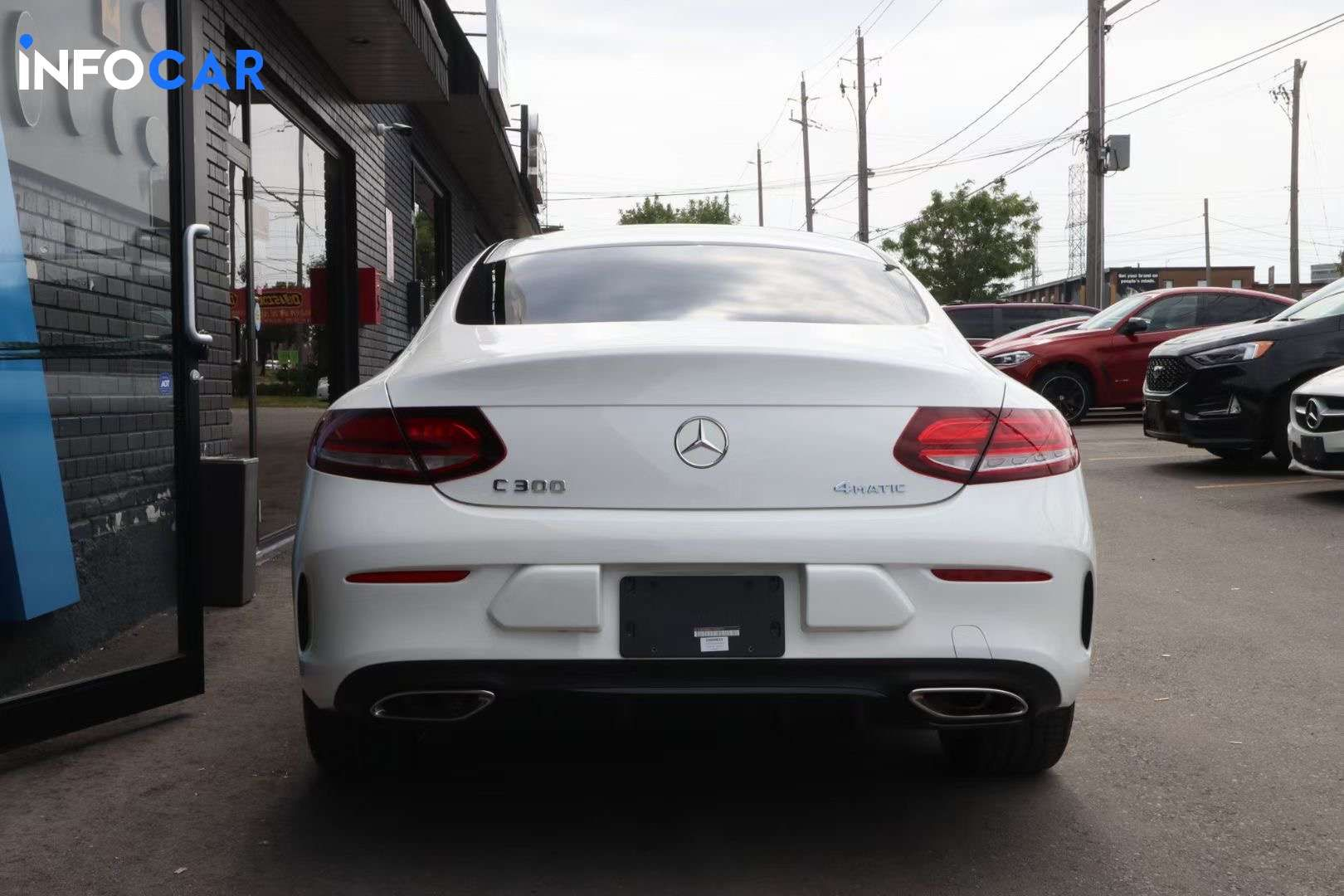 2020 Mercedes-Benz C-Class C300 - INFOCAR - Toronto's Most Comprehensive New and Used Auto Trading Platform