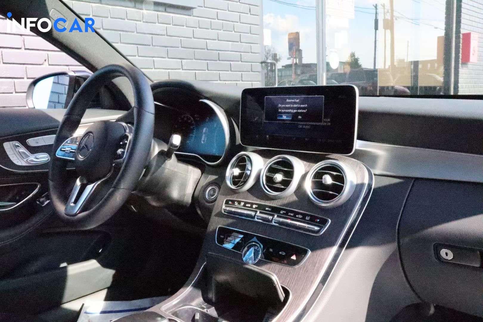 2019 Mercedes-Benz C-Class C300 - INFOCAR - Toronto's Most Comprehensive New and Used Auto Trading Platform