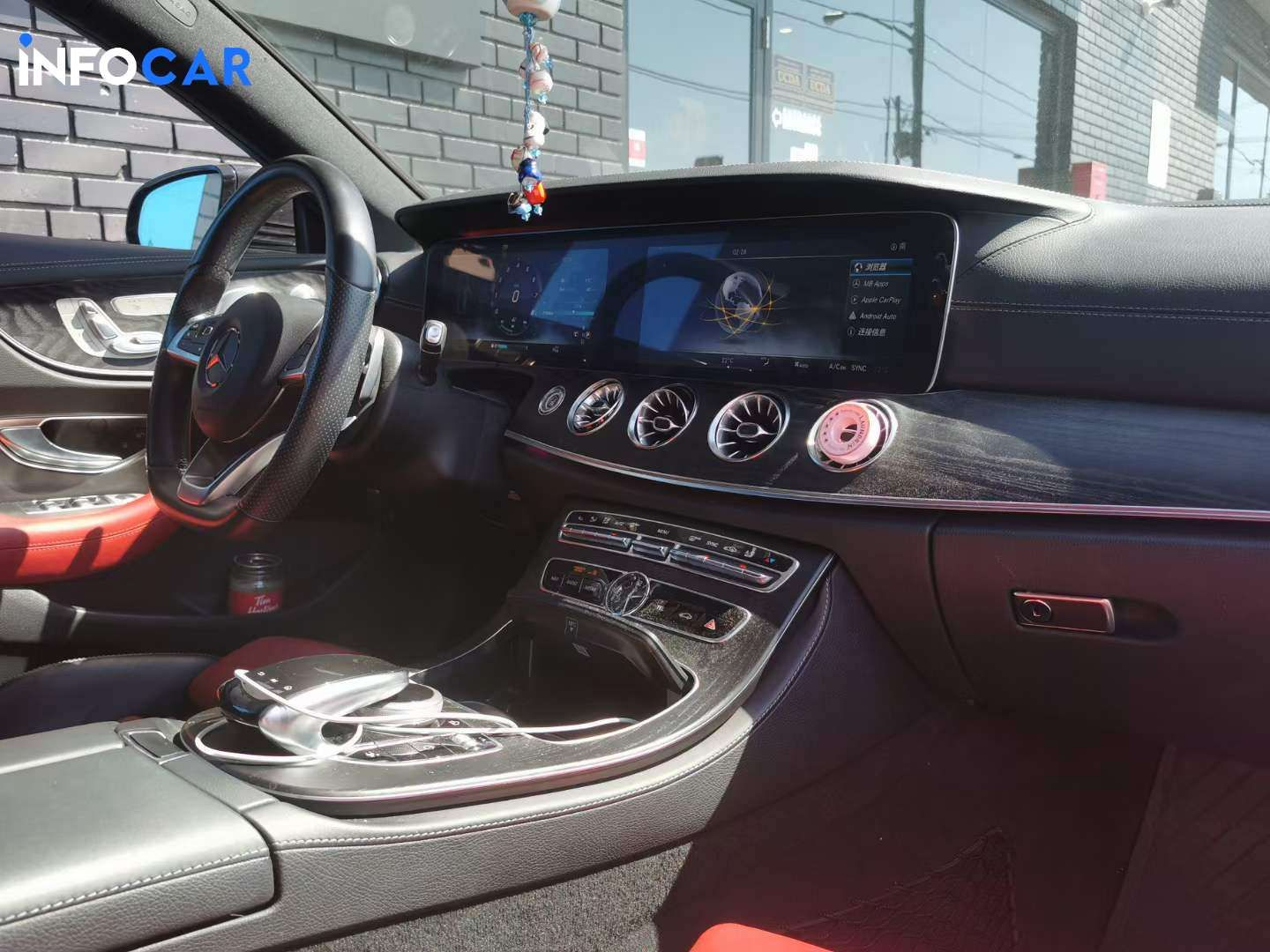 2018 Mercedes-Benz E-Class null - INFOCAR - Toronto's Most Comprehensive New and Used Auto Trading Platform
