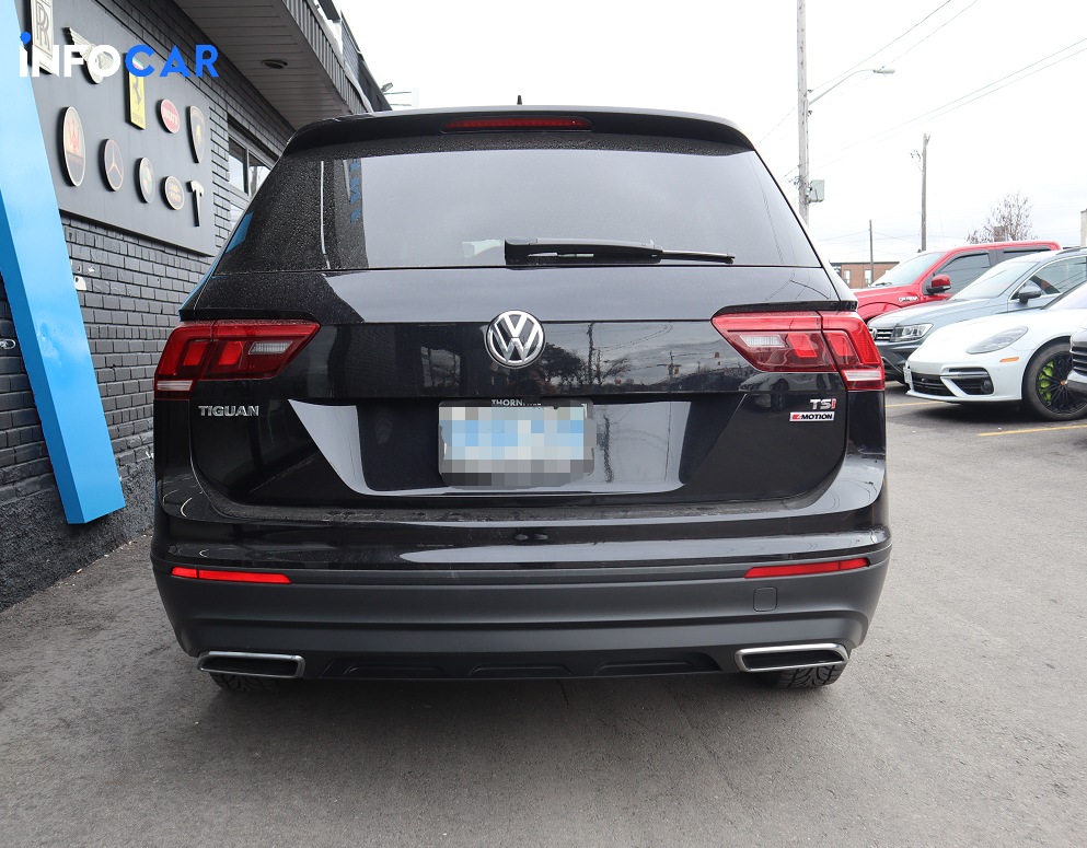 2018 Volkswagen Tiguan null - INFOCAR - Toronto's Most Comprehensive New and Used Auto Trading Platform