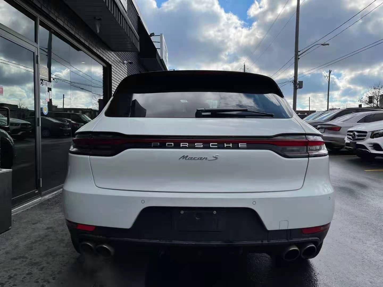 2019 Porsche Macan MACAN S  - INFOCAR - Toronto's Most Comprehensive New and Used Auto Trading Platform