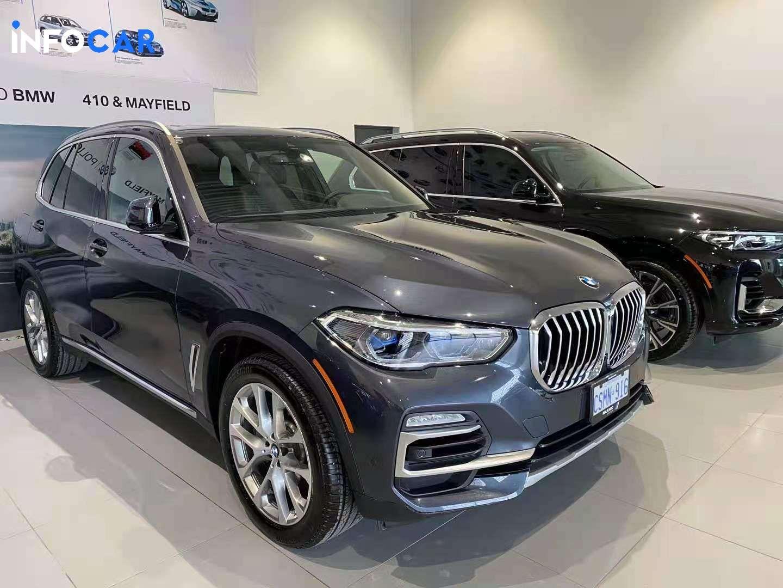 2021 BMW X5 40i - INFOCAR - Toronto's Most Comprehensive New and Used Auto Trading Platform