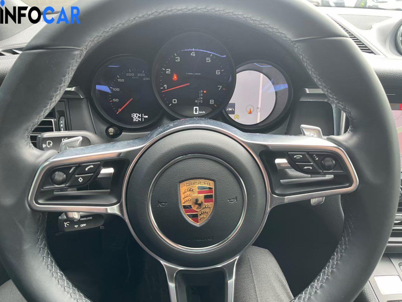 2019 Porsche Macan MACAN - INFOCAR - Toronto's Most Comprehensive New and Used Auto Trading Platform