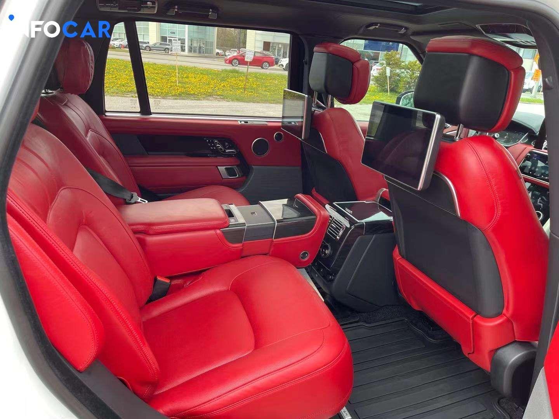 2020 Land Rover Range Rover Autobiography 长轴版 - INFOCAR - Toronto's Most Comprehensive New and Used Auto Trading Platform