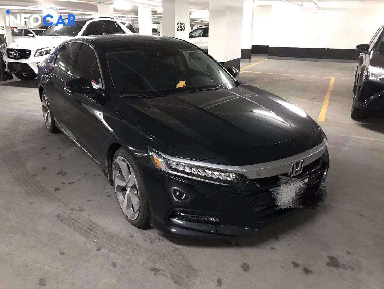 2019 Honda Accord touring - INFOCAR - Toronto's Most Comprehensive New and Used Auto Trading Platform