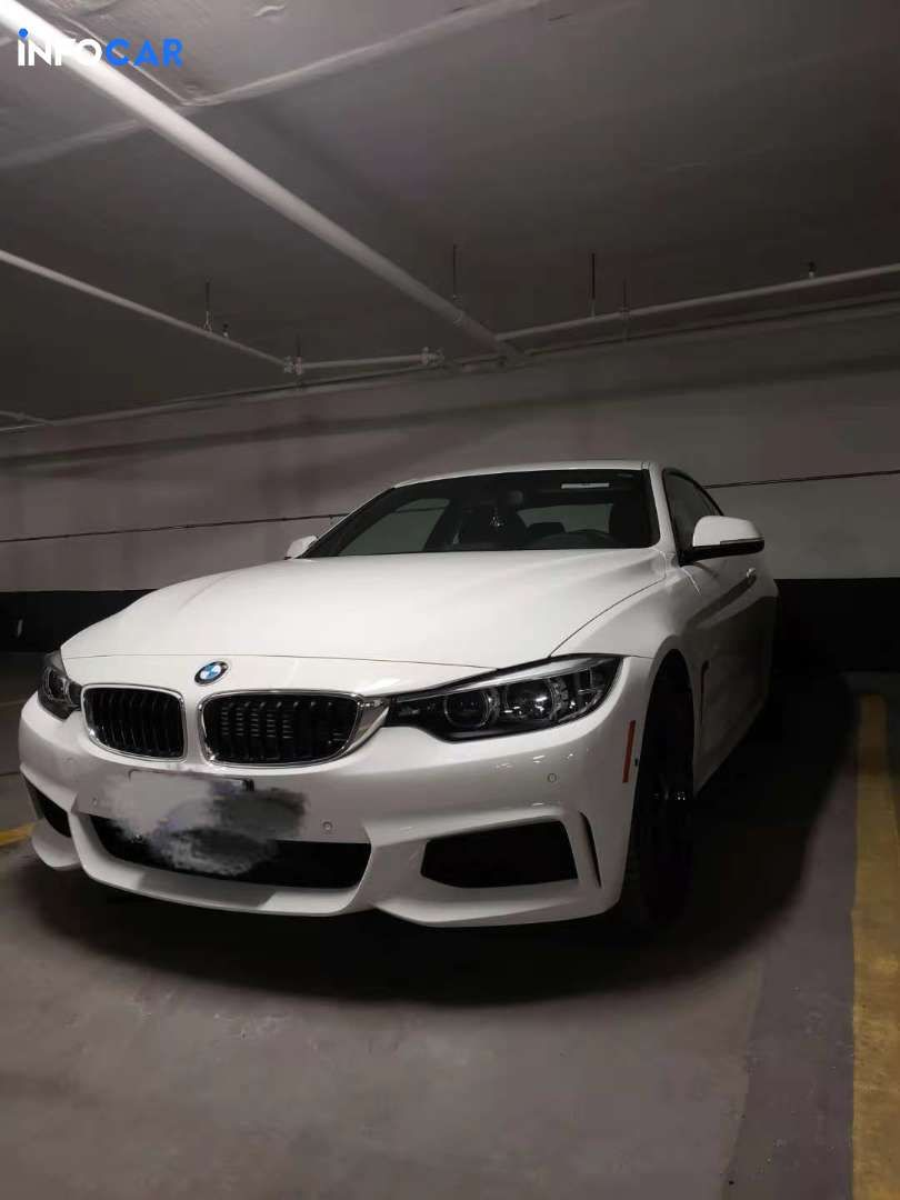 2018 BMW 4-Series  - INFOCAR - Toronto's Most Comprehensive New and Used Auto Trading Platform