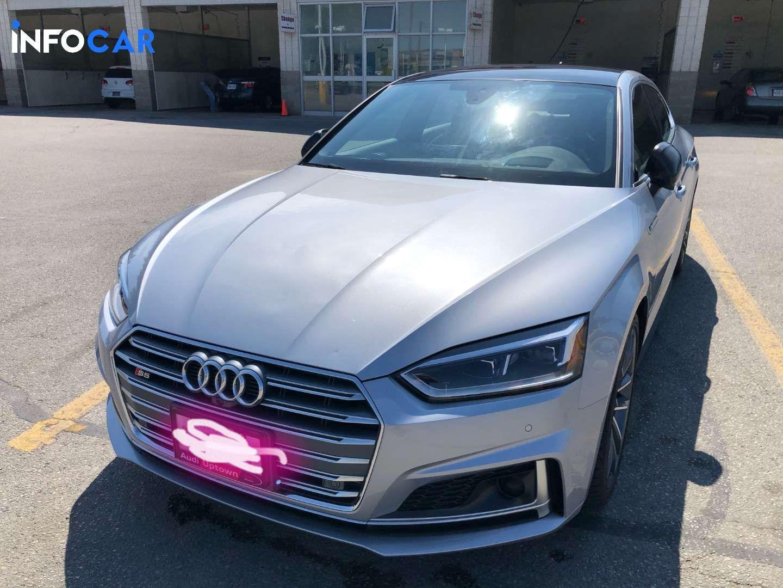 2018 Audi S5 S5 Sportback - INFOCAR - Toronto's Most Comprehensive New and Used Auto Trading Platform