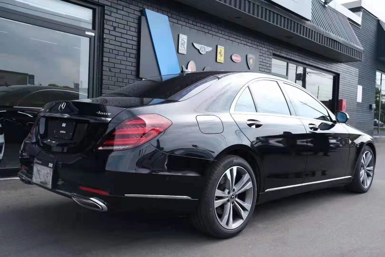 2018 Mercedes-Benz S-Class S560 4 MATIC SEDAN - INFOCAR - Toronto's Most Comprehensive New and Used Auto Trading Platform