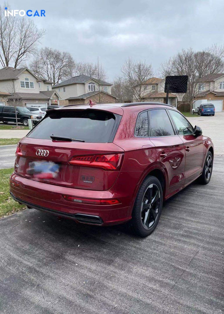 2019 Audi Q5 progressive - INFOCAR - Toronto's Most Comprehensive New and Used Auto Trading Platform