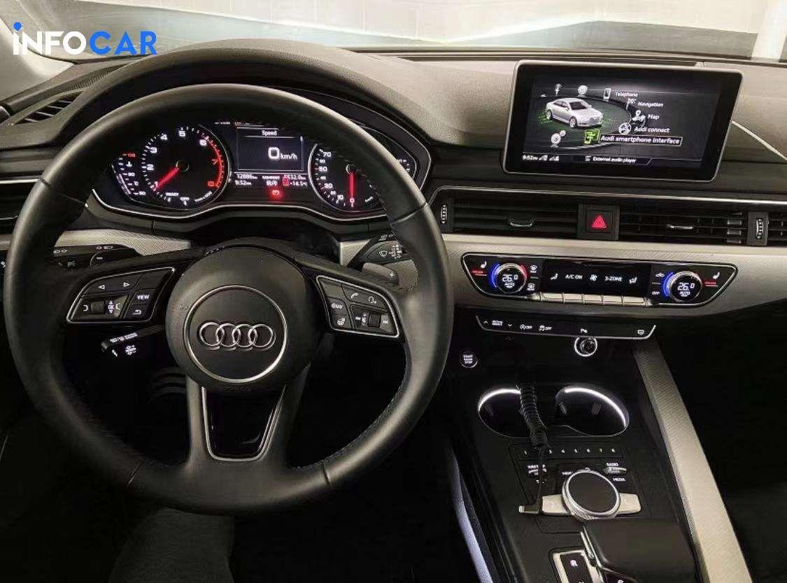 2019 Audi A4 progreesive - INFOCAR - Toronto's Most Comprehensive New and Used Auto Trading Platform