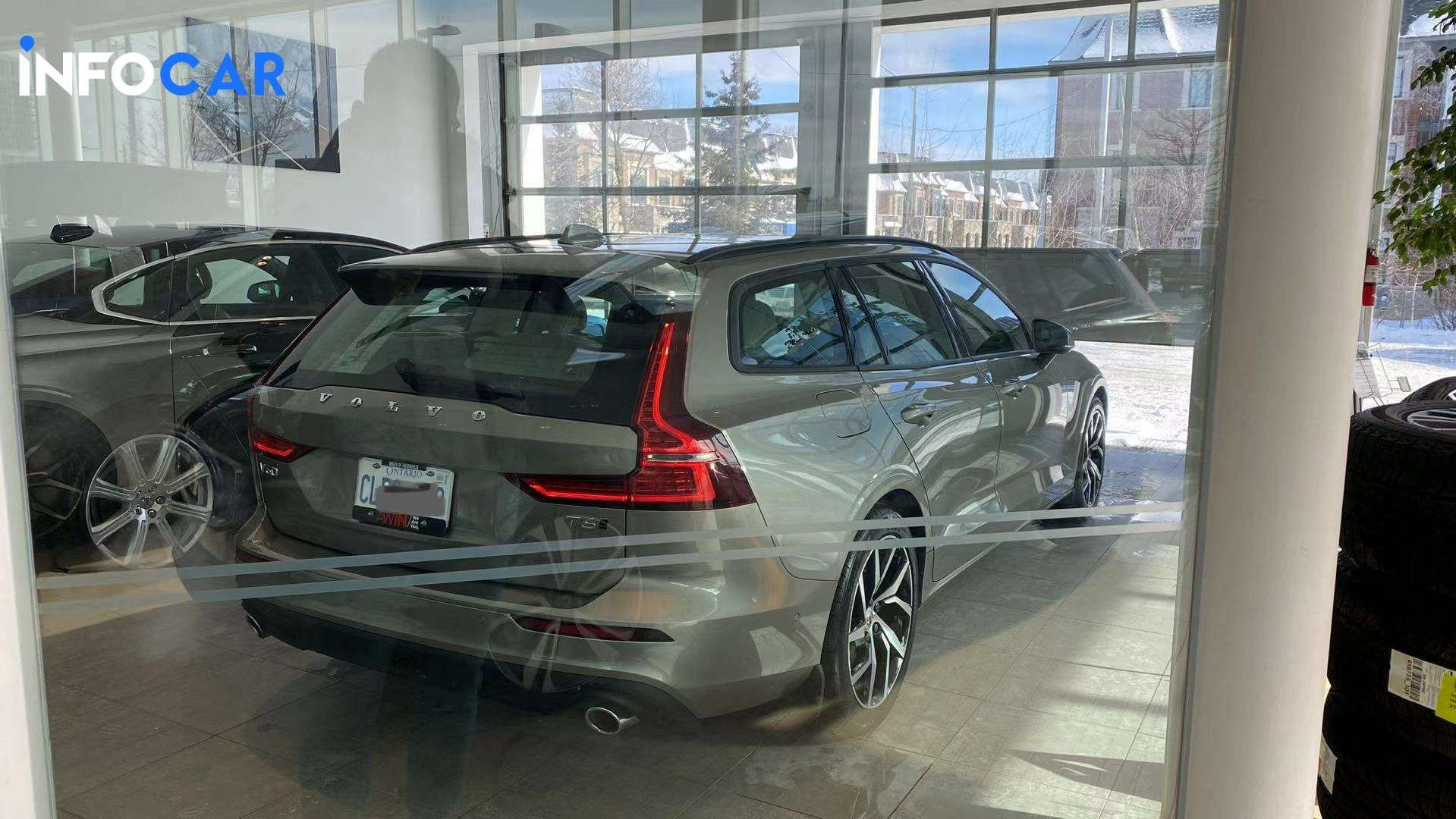 2019 Volvo V60 T6 AWD - INFOCAR - Toronto's Most Comprehensive New and Used Auto Trading Platform