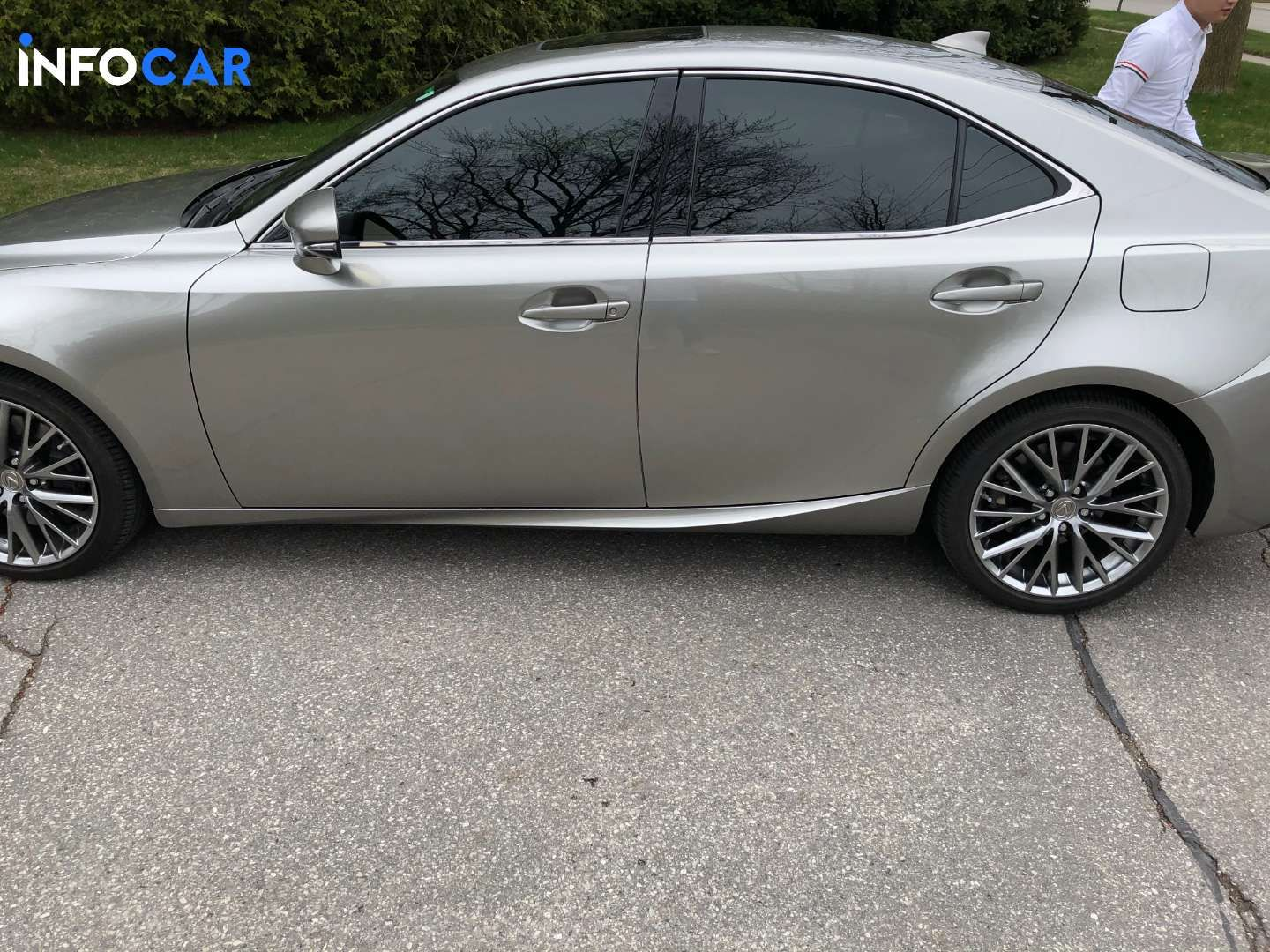 2019 Lexus IS 300 IS 300 AWD - INFOCAR - Toronto's Most Comprehensive New and Used Auto Trading Platform