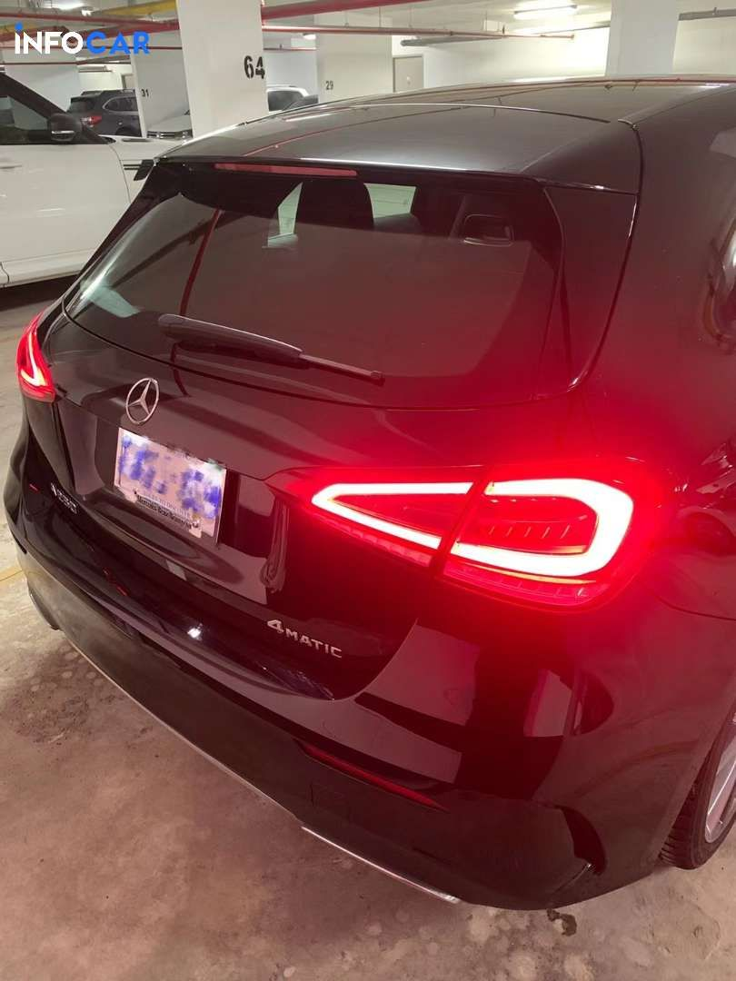 2019 Mercedes-Benz A-Class 250 - INFOCAR - Toronto's Most Comprehensive New and Used Auto Trading Platform