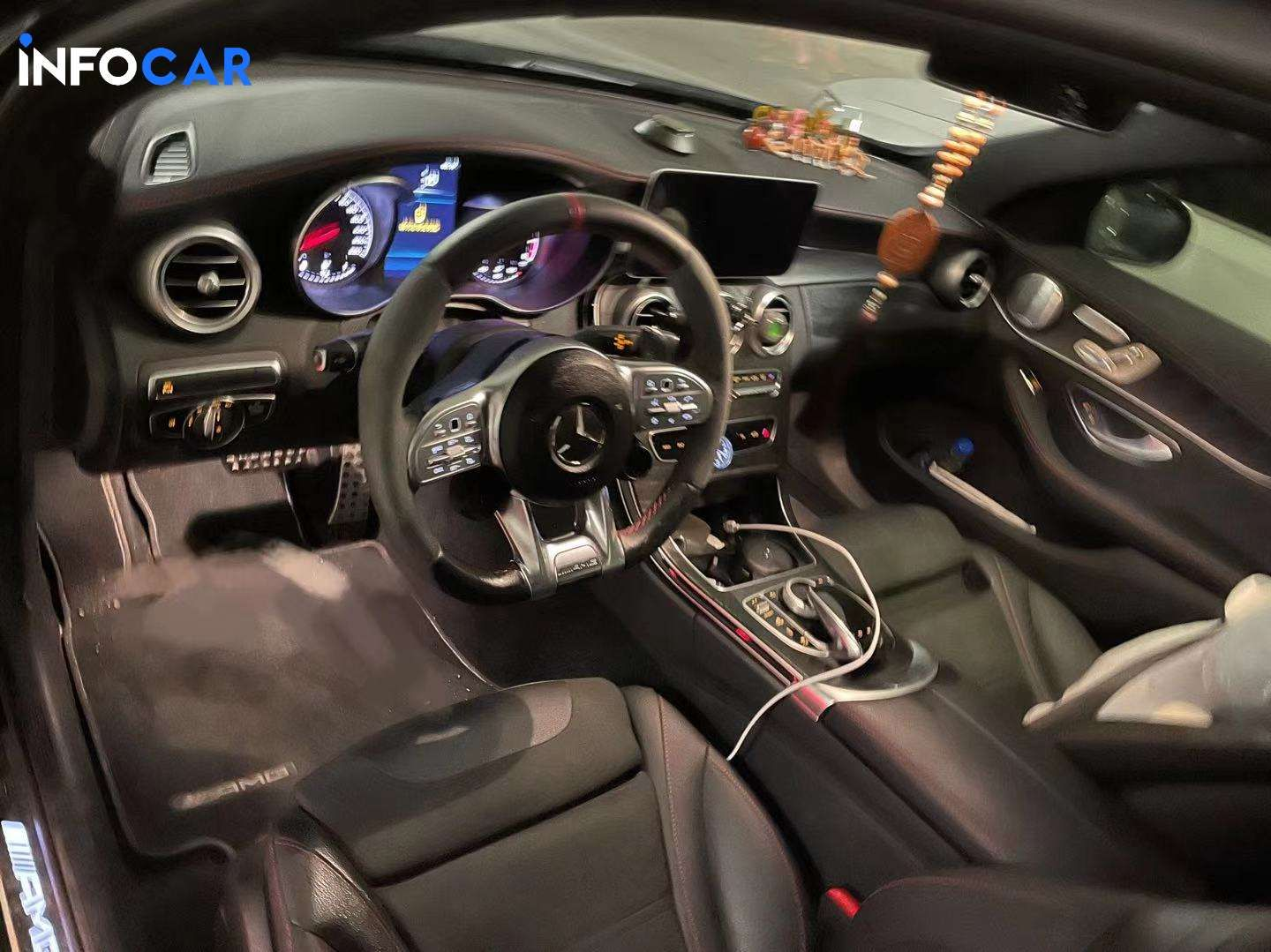 2020 Mercedes-Benz C-Class C43 AMG - INFOCAR - Toronto's Most Comprehensive New and Used Auto Trading Platform