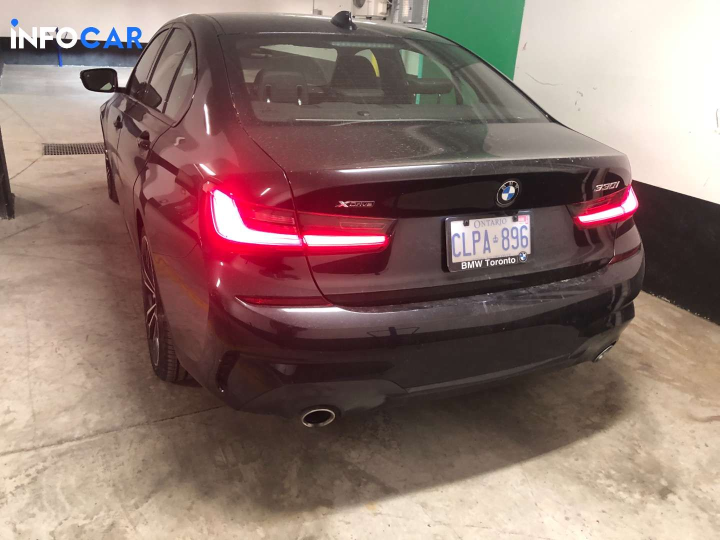 2020 BMW 3-Series 330 - INFOCAR - Toronto's Most Comprehensive New and Used Auto Trading Platform