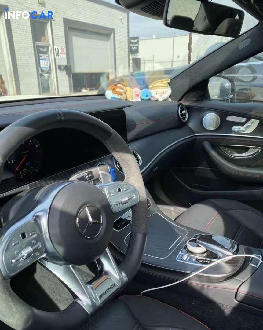 2019 Mercedes-Benz E-Class E53 AMG - INFOCAR - Toronto's Most Comprehensive New and Used Auto Trading Platform